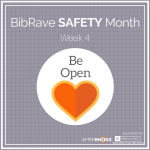 BibRave SAFETY Month Be Open IG