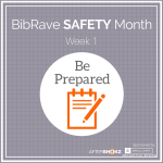 BibRave SAFETY Month Be Prepared IG